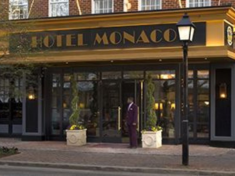 Hotel Monaco Sold To Become The Alexandrian Alexandria Va