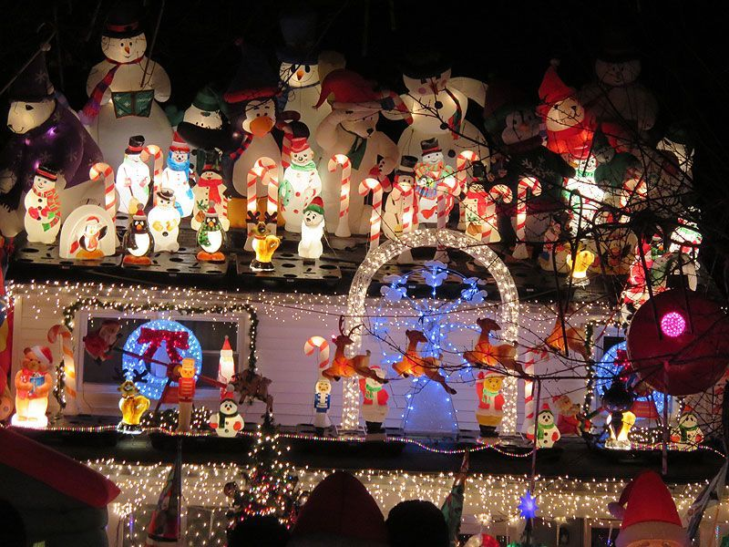 best 2016 christmas lights in northern virginia which homes made the list this year - How To Check Christmas Lights