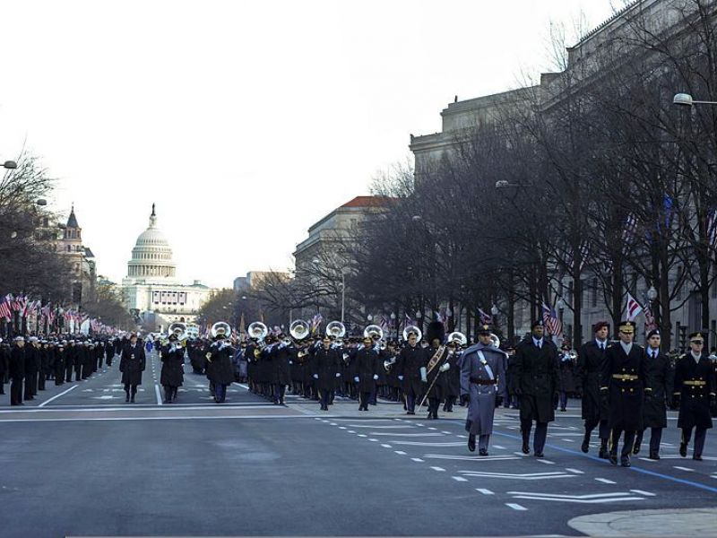 Road Closures For Presidential Inauguration In Washington DC - Dc roads
