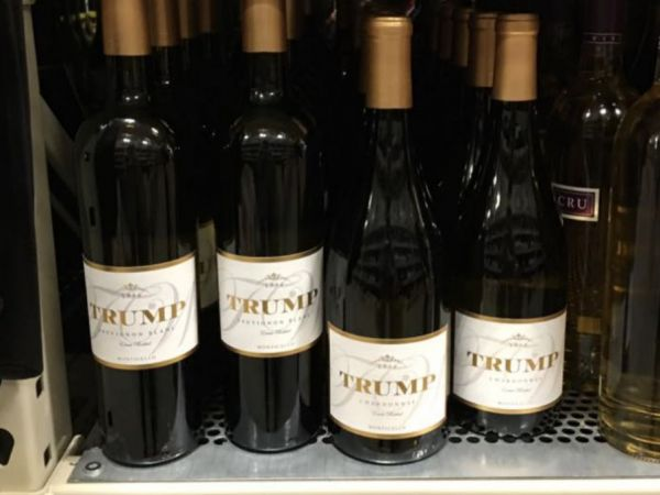 Wegmans facing calls to remove Trump winery products from Virginia stores