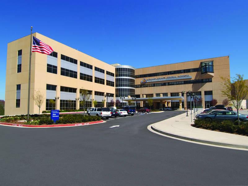Howard General Hospital Emergency Room