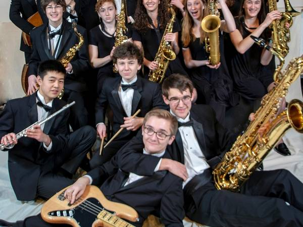 Hall High School Presents Pops 'n Jazz Extravaganza