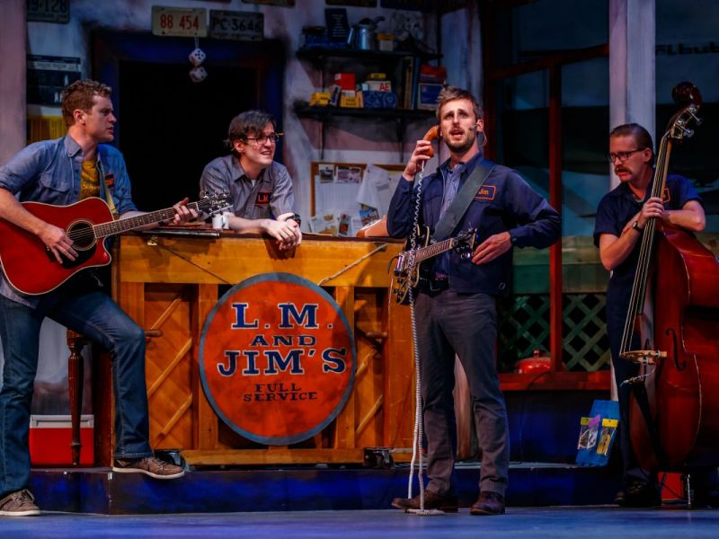 Pump Boys And Dinettes Opens At Theatre At The Center