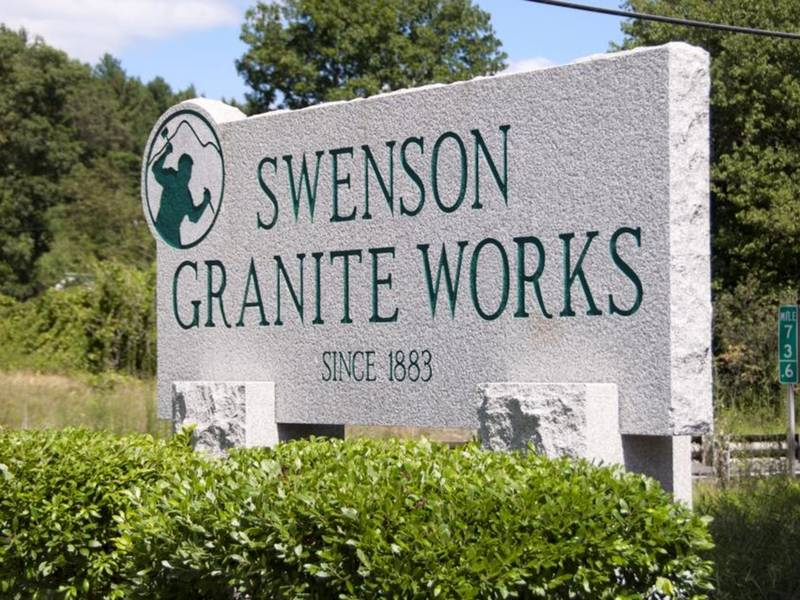 Swenson Granite Works To Open Store In South Hadley