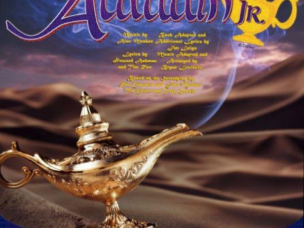 Noonan Elementary Academy S Drama Club Presents Aladdin