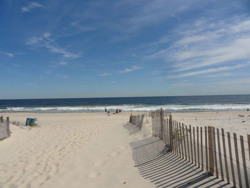 Coastal Monmouth County Beach Weather Report For Aug 23 2016