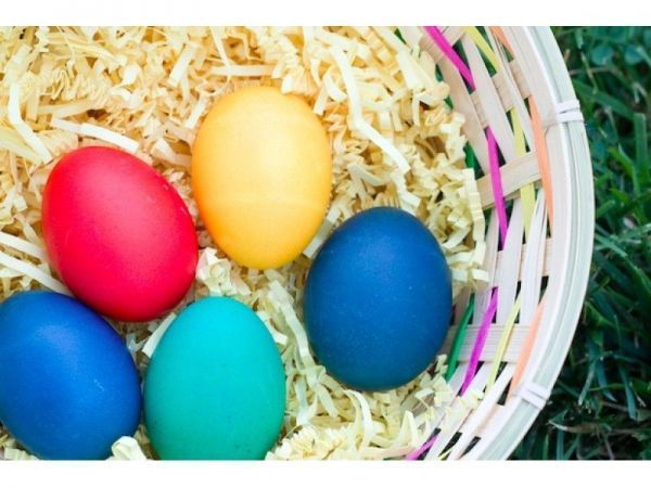Unholy row over Easter egg hunt