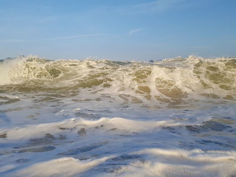 Long Beach Island New Jersey Surf Report
