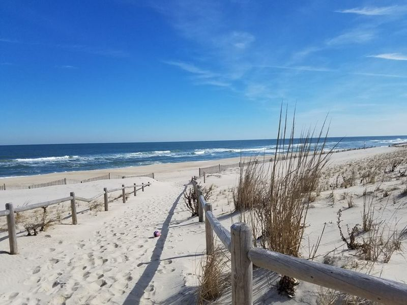 Monmouth County Beach Report: Choppy Surf, Moderate Rip