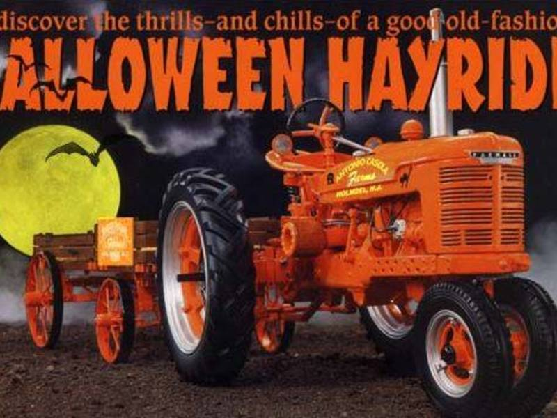 Haunted Hayride Coming Up Friday And Saturday Nights In Waretown