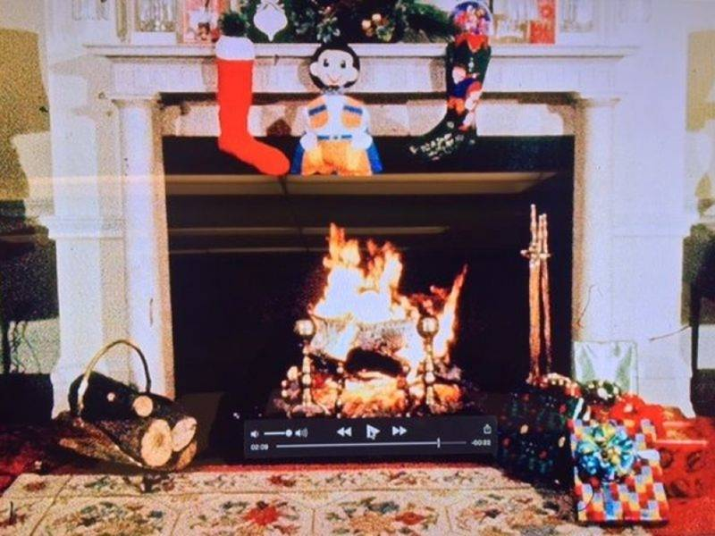 WPIX Classic Yule Log To Air On Christmas Eve | Berkeley, NJ Patch