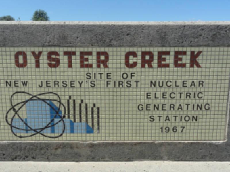 Exelon oyster creek
