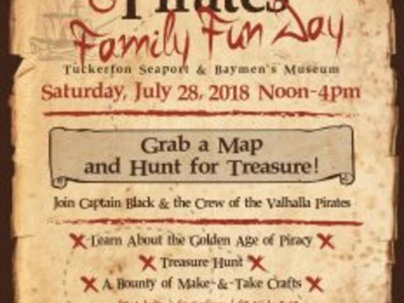 Pirates And Privateers Festival Coming Up At Tuckerton Seaport ... aac10dfe8
