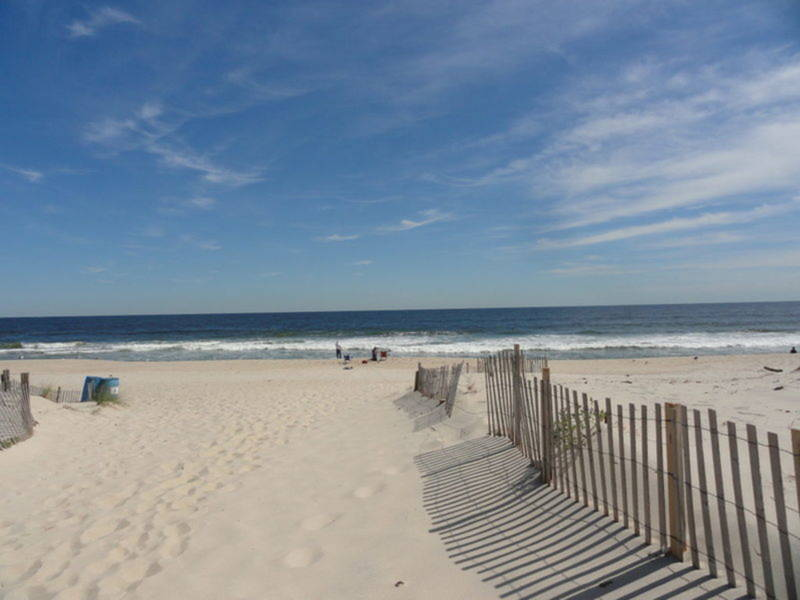 One Swimming Area At Island Beach Closed Until Saay
