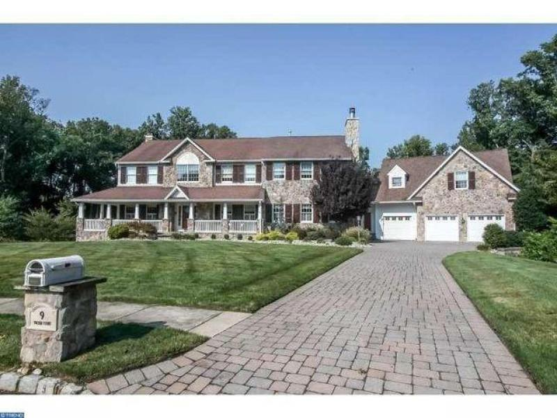 Wow House Bedroom Gloucester Township Home On Nearly Acres Of - 5 bedroom 4 bathroom homes for sale
