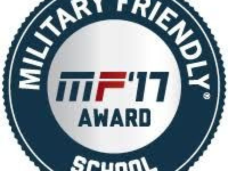 Camden County College Recognized As Military Friendly School For