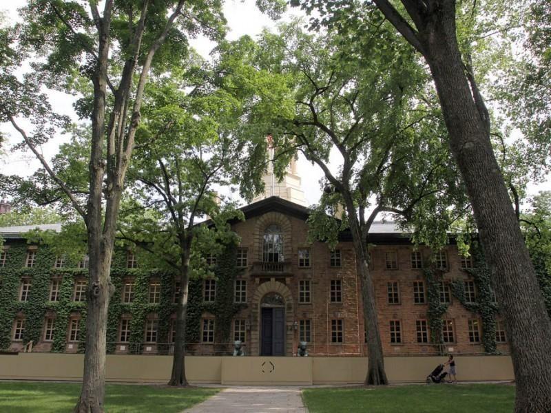 Princeton university men 39 s swim team suspended over vulgar - Princeton university swimming pool ...