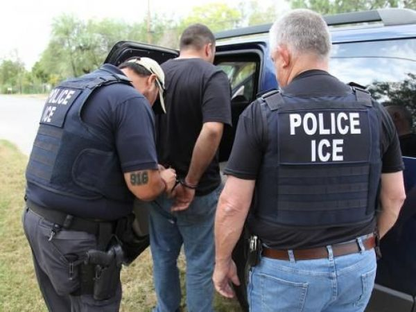 ICE Agents Now Going To Courthouses To Arrest Undocumented Immigrants