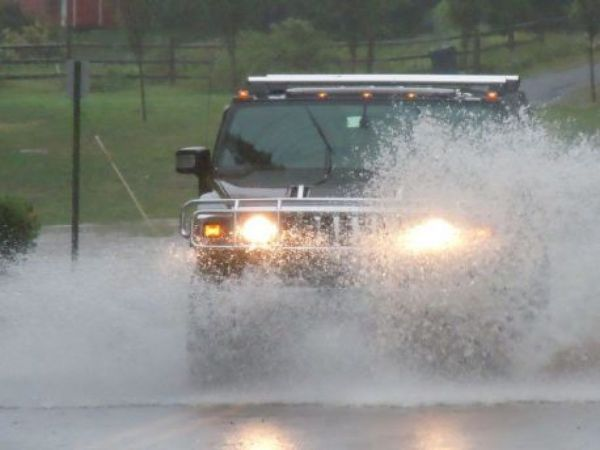 Flood Watch In Effect Until Saturday Morning