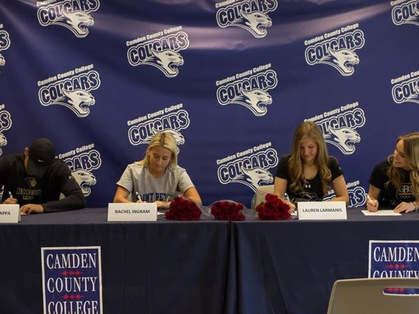 camden cougar women Cougars welcome kevin nuss and solomon jacobs coach kevin nuss (front) and coach solomon jacobs (rear) camden, nj – two new faces will lead the men's and women's soccer programs at camden county college.