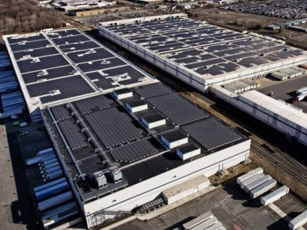 Christie marks opening of new Amazon facility in New Jersey
