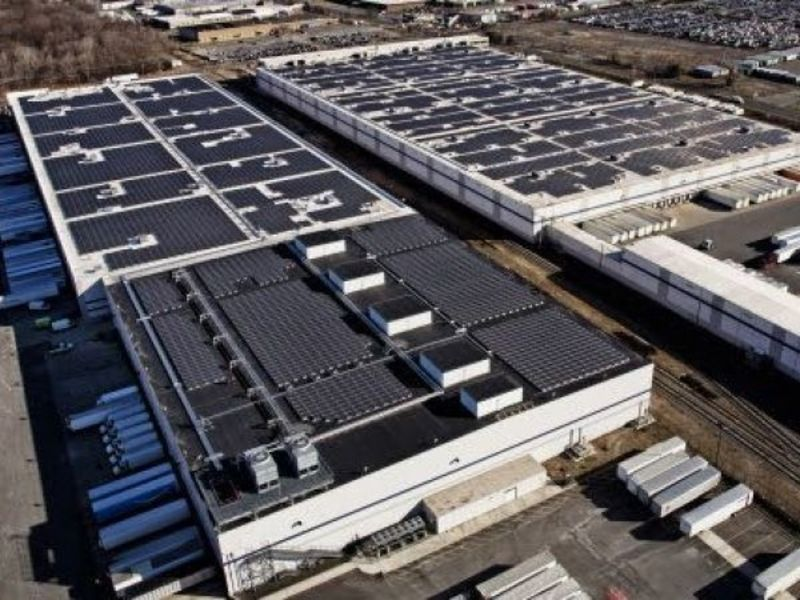 Amazon To Open 1 Million Square Foot Warehouse In South