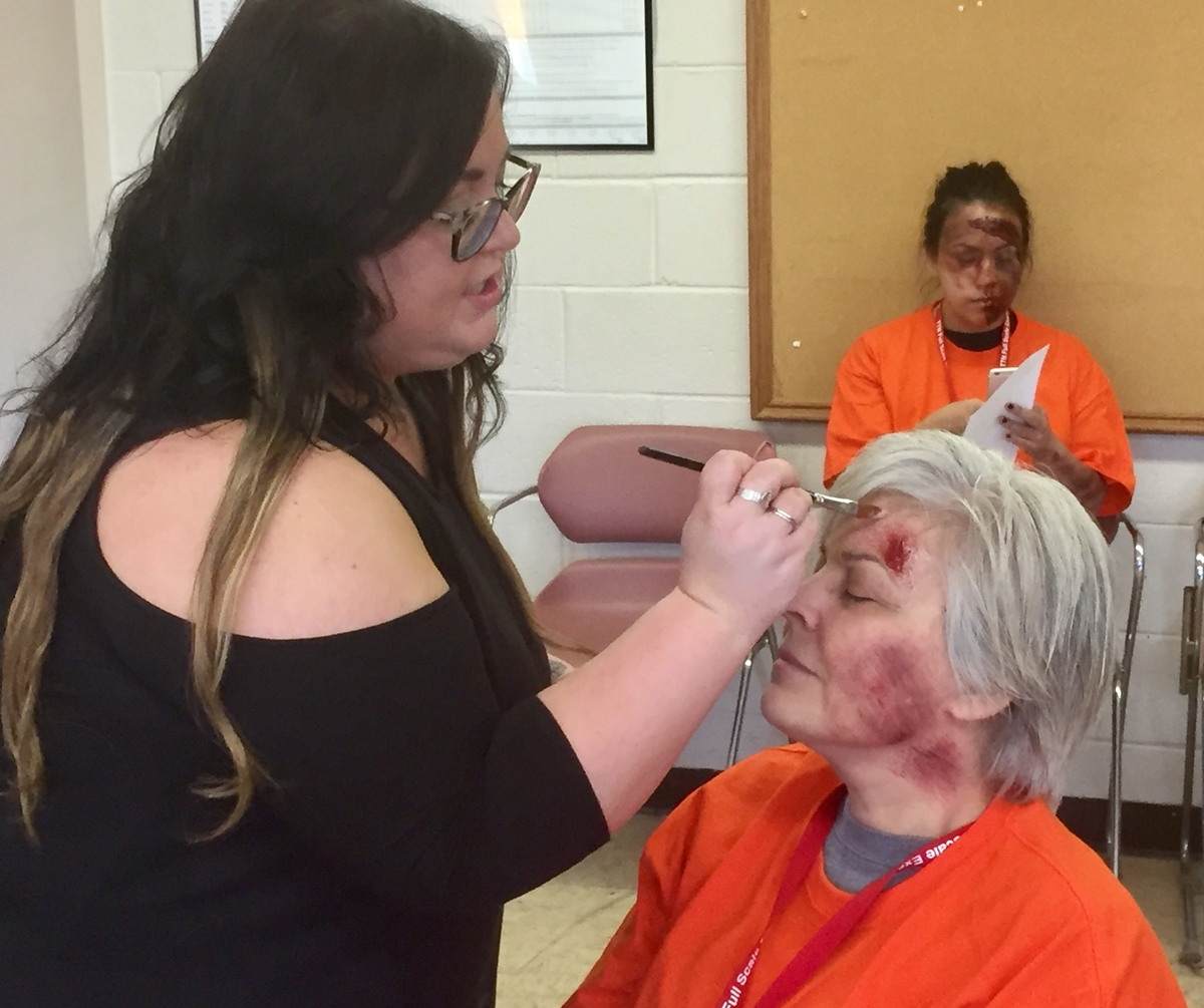 hair styles for middle school mercer county stages simulated emergency at trenton mercer 7656