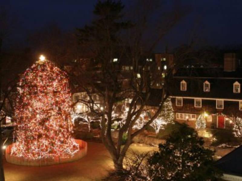 National Christmas Tree Lighting Tickets
