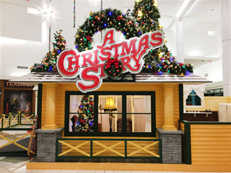 become part of a christmas story at the cherry - Christmas Classic
