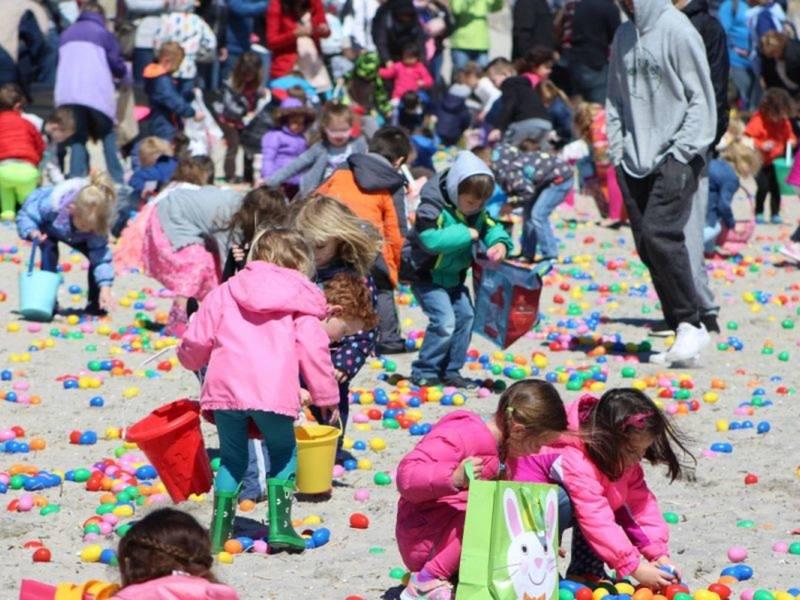 Second Easter Egg Hunt In Ocean City This Weekend