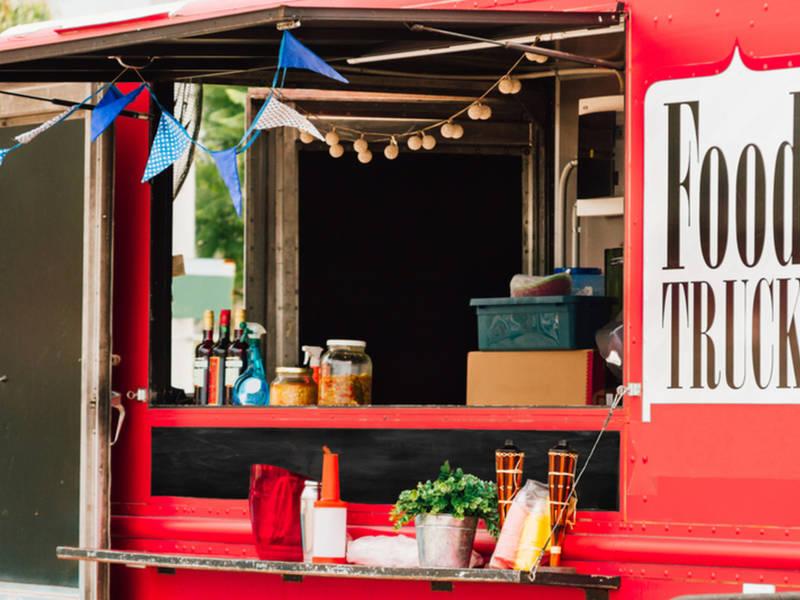 Food Truck Rally Mercer County
