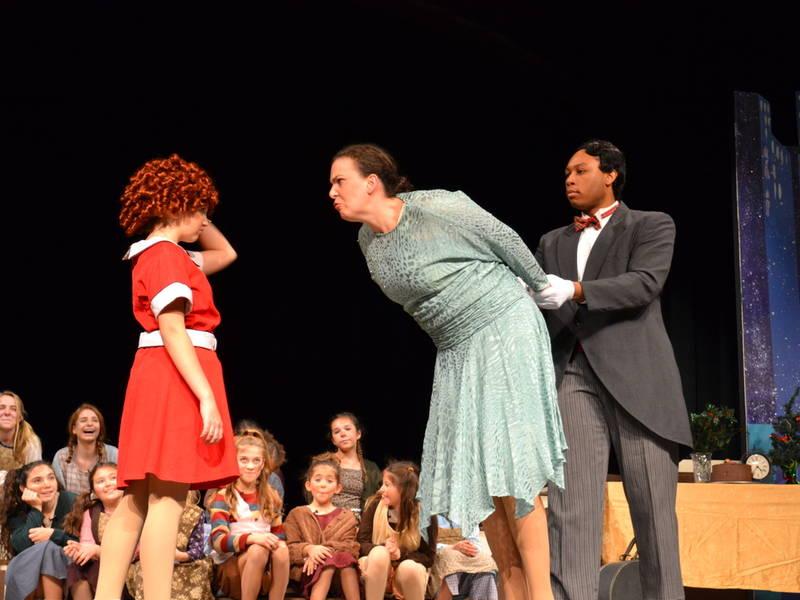 3 Performances Of 'Annie' In Ocean City This Weekend