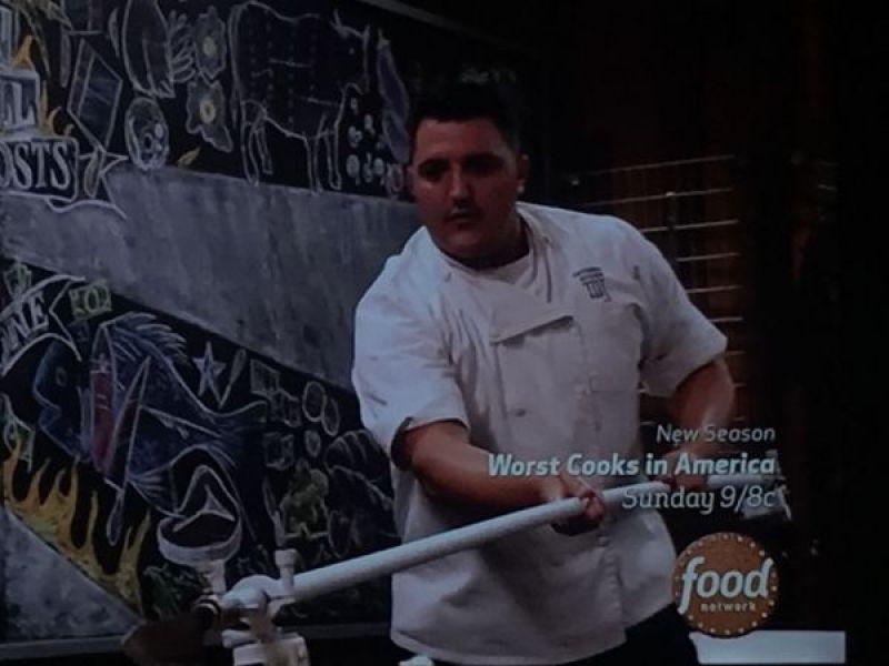 natick chef redeemed on cutthroat kitchen - Cutthroat Kitchen