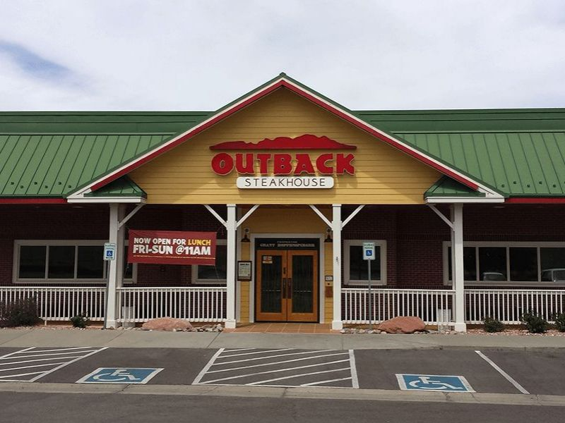 Outback Steakhouse In Westborough Closes Among 43 Restaurants Closed By Pa Co