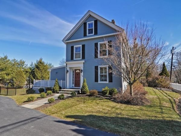 Homes For Sale In Shrewsbury And Nearby: Worcester County ...