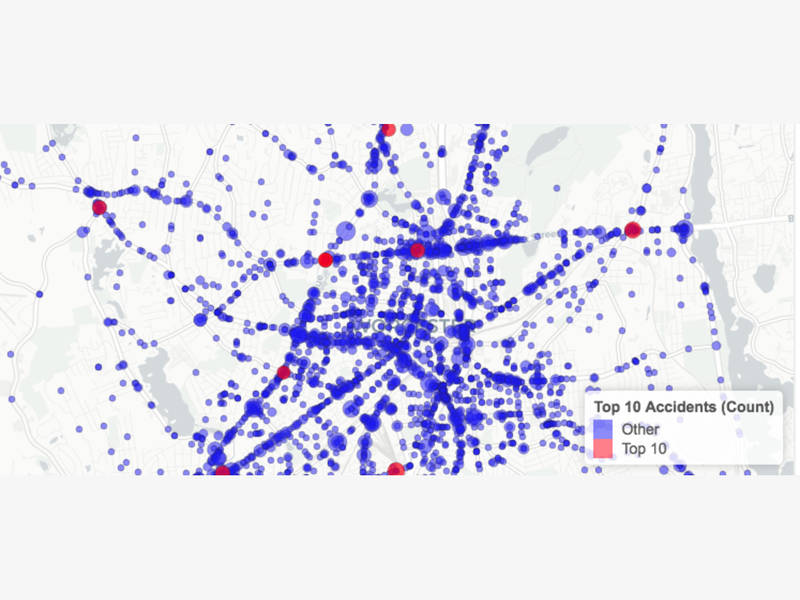 Most Dangerous Intersections In Worcester Study Worcester - 10 day weather forecast worcester ma